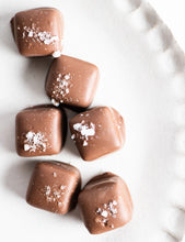 Milk Chocolate Sea Salted Caramel