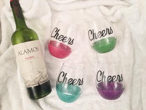 75cc34d20f5 Cheers Wine Glass – Olivia Kate Designs