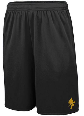 Muscles & Melanin Men's Training Shorts