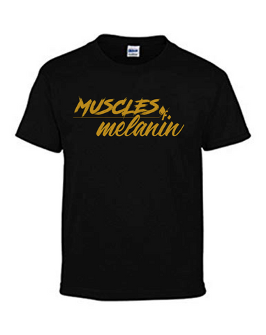 Muscles & Melanin Youth T-Shirt