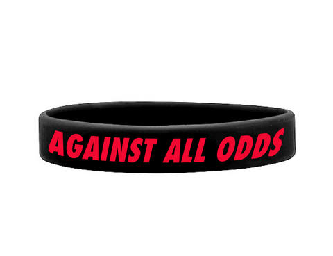 Against All Odds Wristband