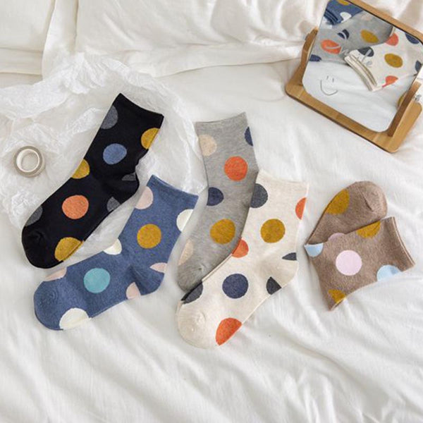 12 pairs combed cotton ankle socks