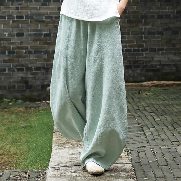 All-matched lantern pants - Fancyever