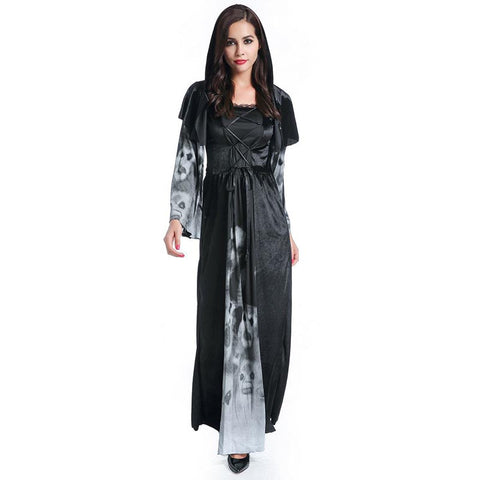 Halloween zombie witch costumes