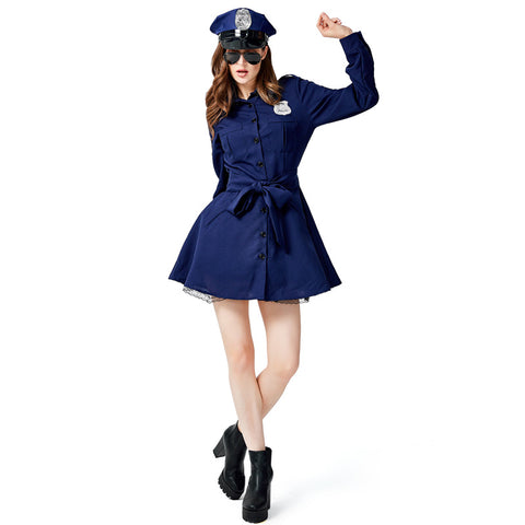 Police cosplay halloween costumes - Fancyever