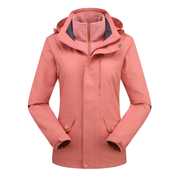 Hooded interchange jackets - Fancyever