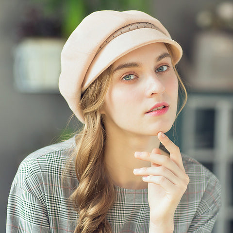French beret newsboy caps