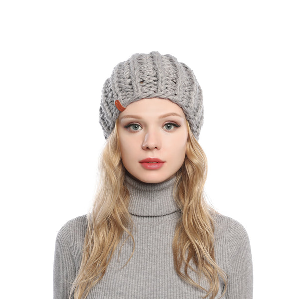 Cute knit hats - Fancyever