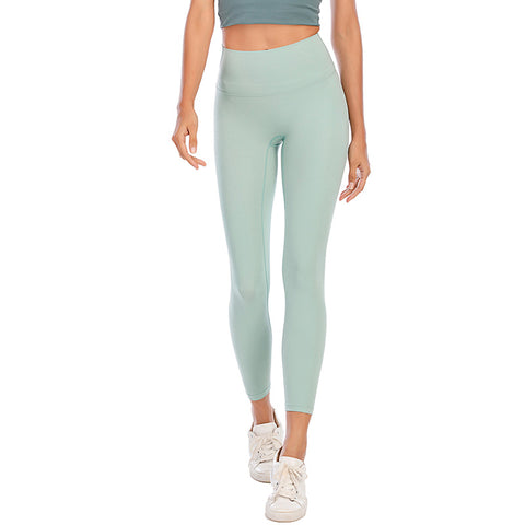 Brushed compression active leggings