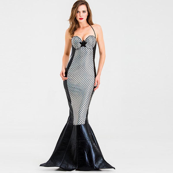 Halloween mermaid party costumes - Fancyever