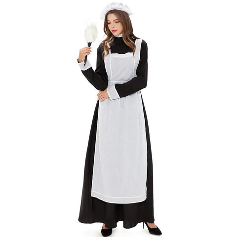 Halloween civil war nurse costume sets