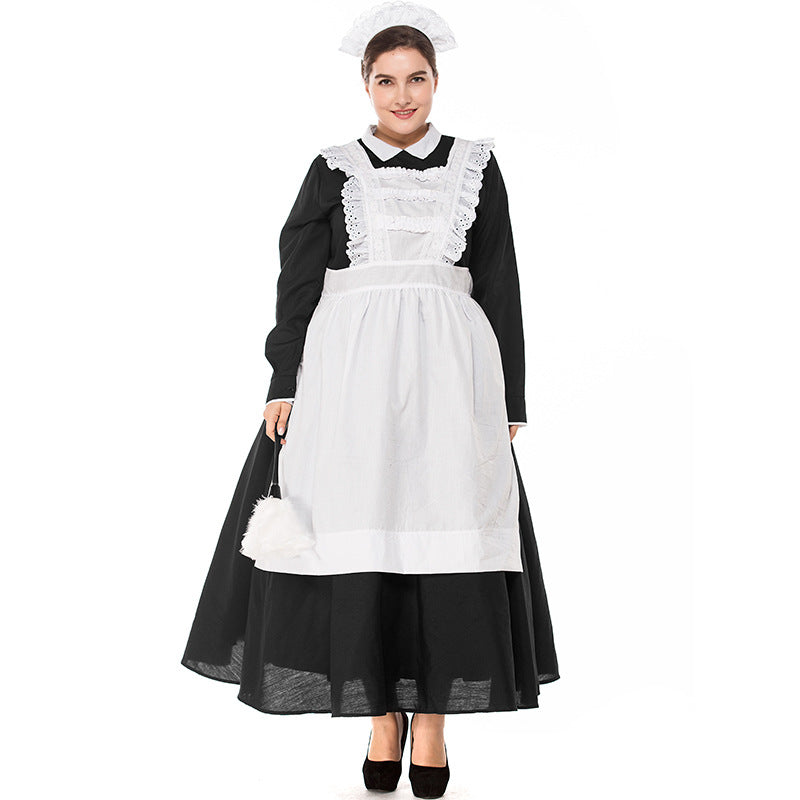 Plus size halloween maid costumes - Fancyever