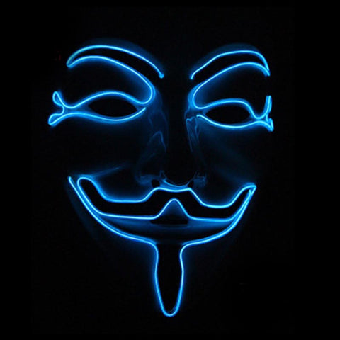 Halloween v for vendetta guy masks