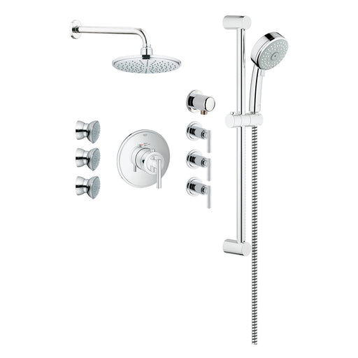 GROHE Eurosmart Timeless THM Custom Shower Kit 117162