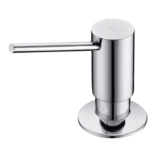 KRAUS KSD-41CH Chrome Soap Dispenser