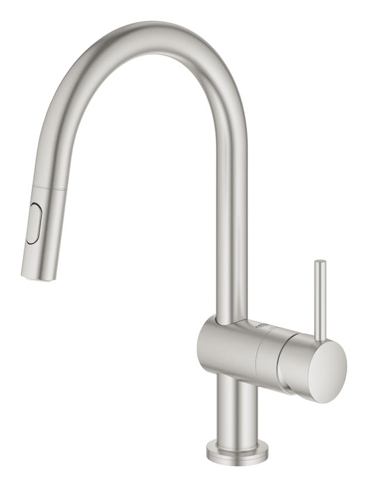 Grohe Minta Touch Single-Handle Kitchen Faucet