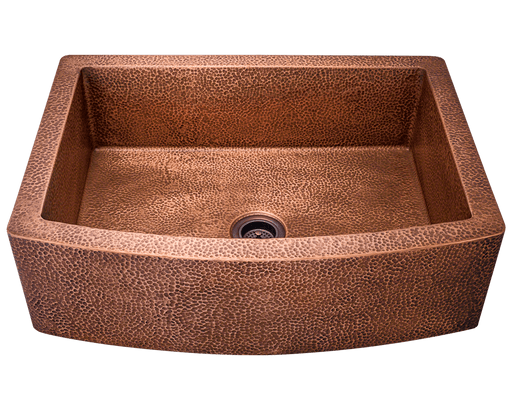 GRAND RIVER 36 INCH 16 GAUGE COPPER APRON SINK