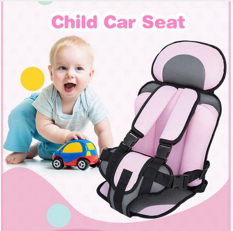 Thick Portable Car Seat