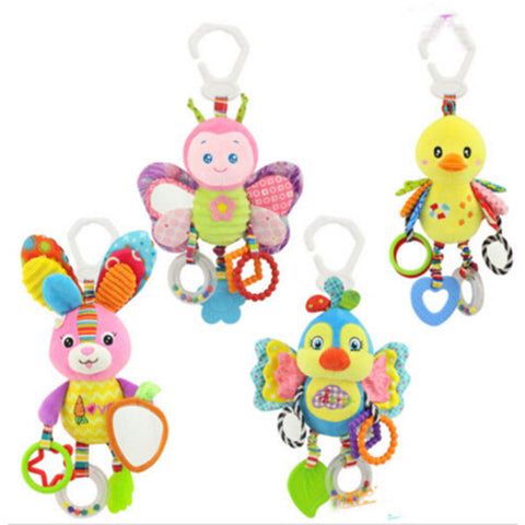 Cute Rattle Toys