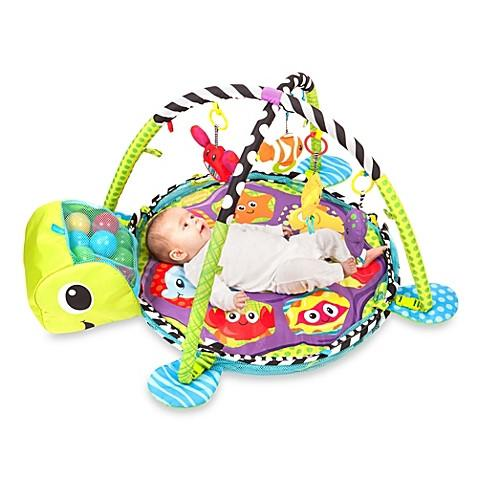 Infantino Grow-With-Me Activity Gym Ball Pit - toywit.myshopify.com