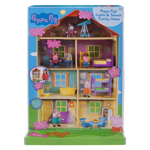 PEPPA FAMILY HOME