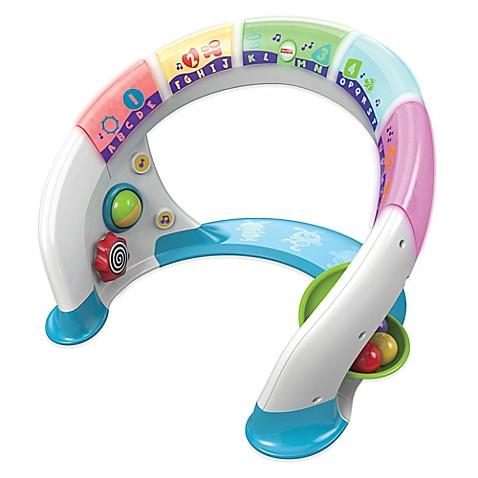 Fisher-Price Bright Beats Smart Touch Play Space - toywit.myshopify.com