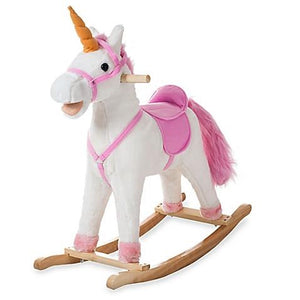 Happy Trails Bella the Rocking Unicorn - toywit.myshopify.com