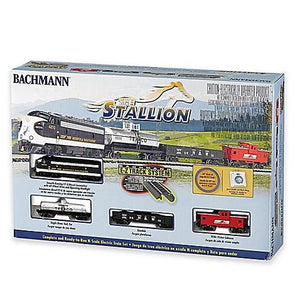 Bachmann Trains The Stallion N Scale Ready To Run Electric Train Set - toywit.myshopify.com