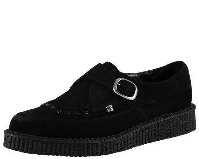 TUK-A8139 Pointed Suede Creeper