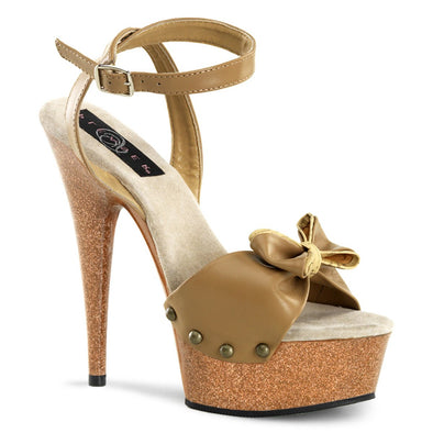 Pleaser Delight-642W Sandals - Shoefreaks.ca