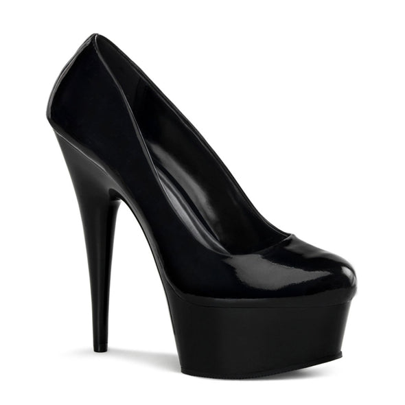 Pleaser Delight-685 Pump - Shoefreaks.ca