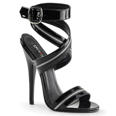 Devious Domina-119 Sandals - Shoefreaks.ca