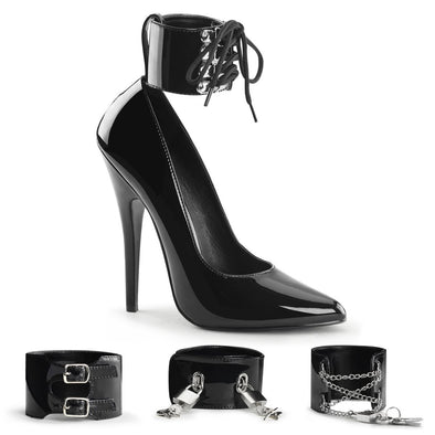Devious Domina-434 Pump - Shoefreaks.ca
