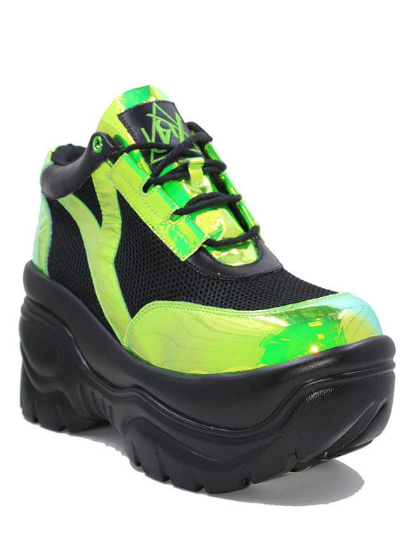 YRU MATRIXX GREEN Shoes