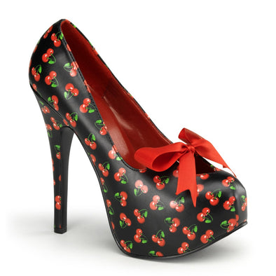 Pinup Couture Teeze-12-6 Pump - Shoefreaks.ca