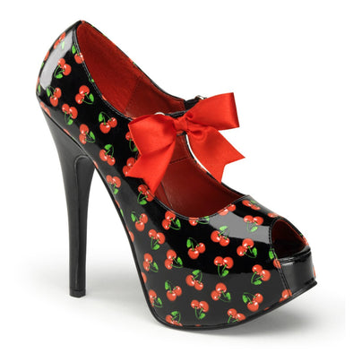 Pinup Couture Teeze-25-3 Pump - Shoefreaks.ca