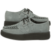 TUK-V8353 Grey Suede Viva Creepers