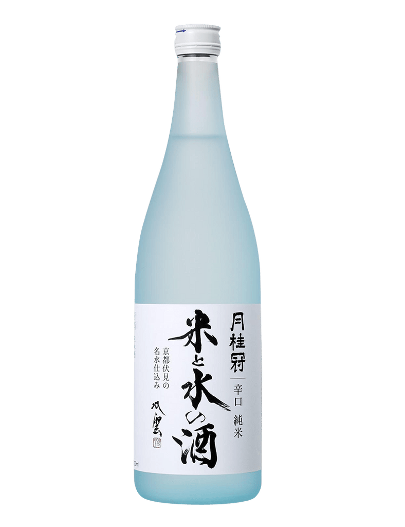 Gekkeikan Kome to Mizu no Junmai 720ml