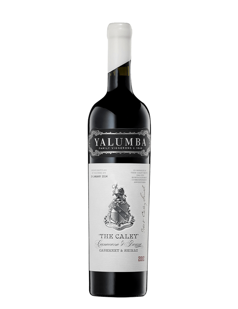 Yalumba The Caley Cabernet & Shiraz 2012