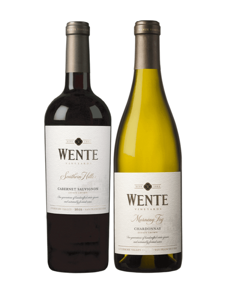 Duo Gift Box: Wente Vineyards