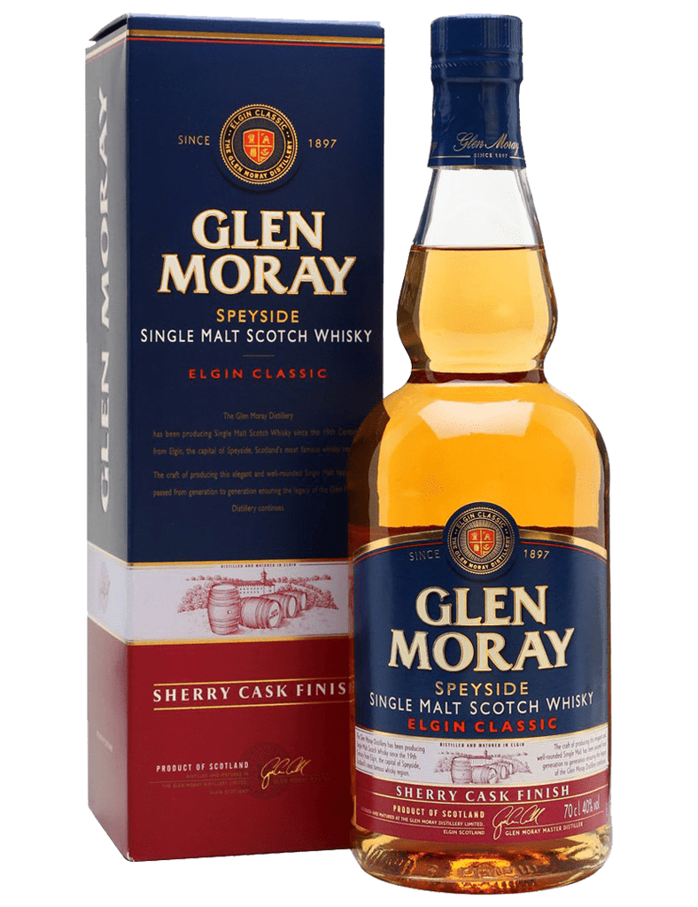Glen Moray Classic Sherry Finish Single Malt