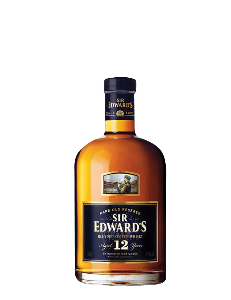 Sir Edwards Blended 12 Year Old 750ml