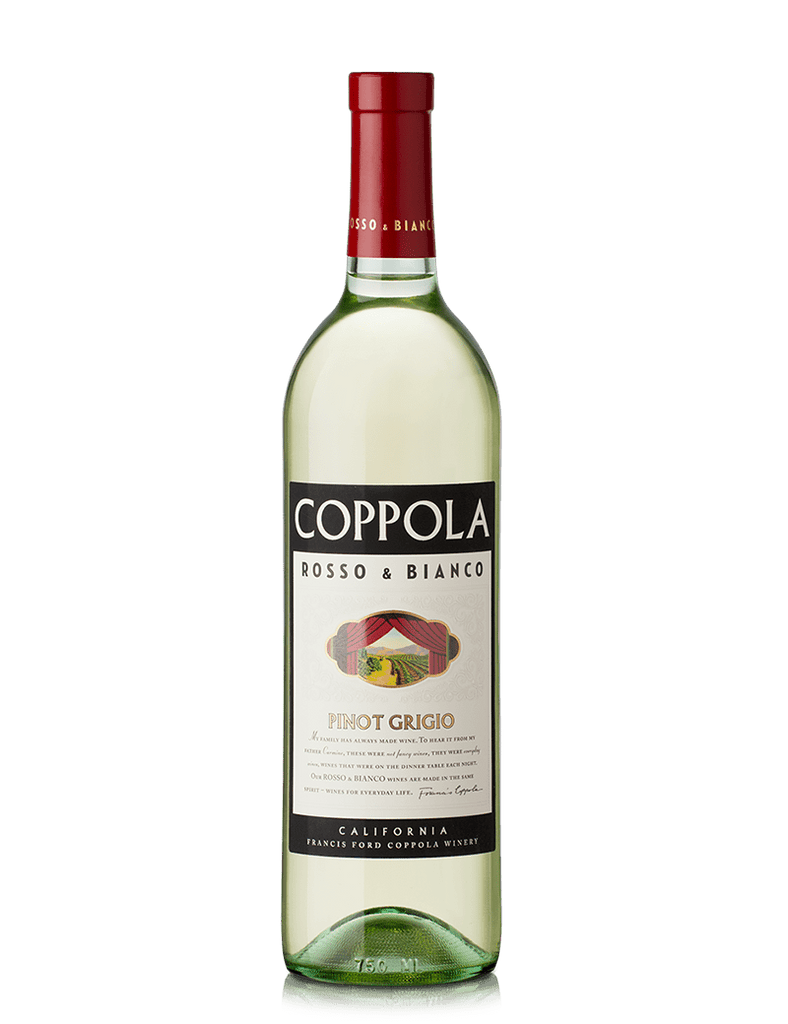 Francis Ford Coppola - Rosso & Bianco Pinot Grigio 750ml - Ralph's Wines & Spirits