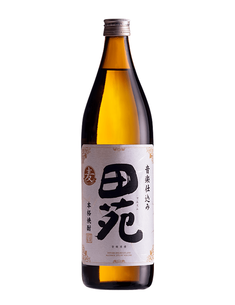 Den-En Barley Shochu Shiro (White) Label 900ml - Ralph's Wines & Spirits