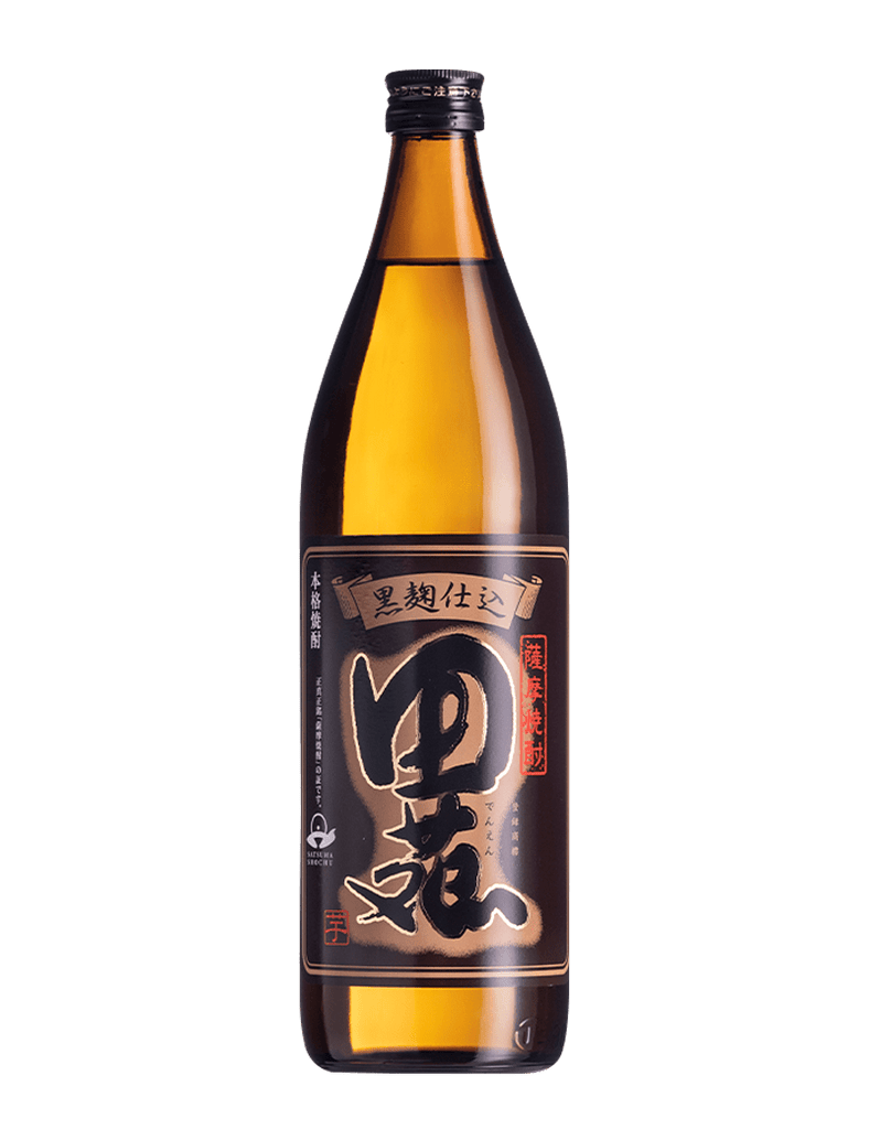 Den-En Sweet Potato Shochu Kuro (Black) Label 900ml - Ralph's Wines & Spirits