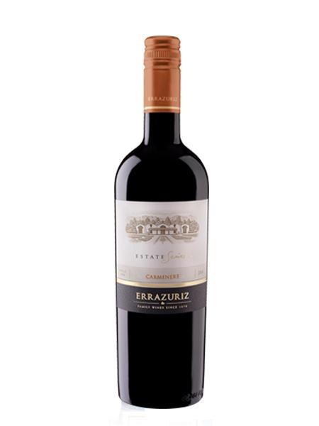 Errazuriz Estate Carmenere 750ml