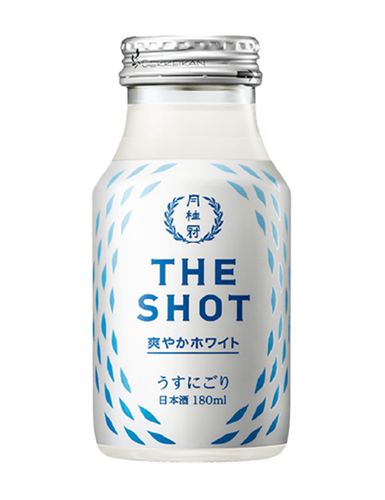 Gekkeikan The Shot Nigori Sake 180ml