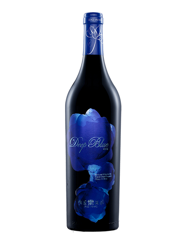 Grace Vineyards Deep Blue 2013 750ml