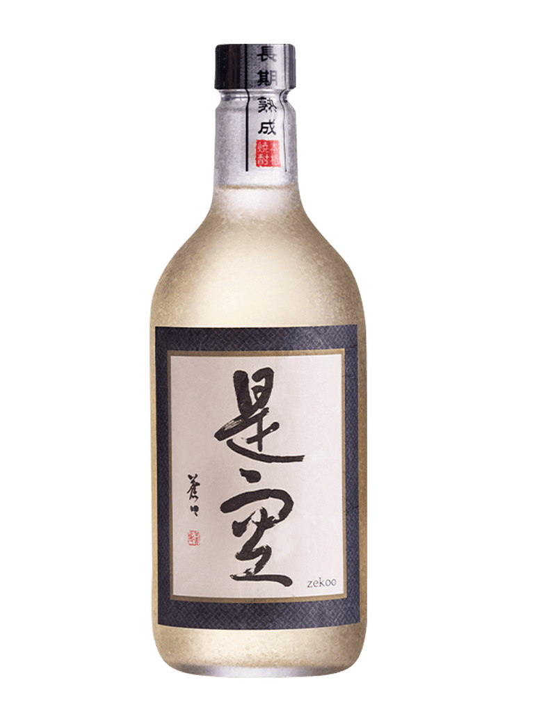 Kitaya Zekoo Aged Barley Shochu Over 4 Years 720ml - Ralph's Wines & Spirits