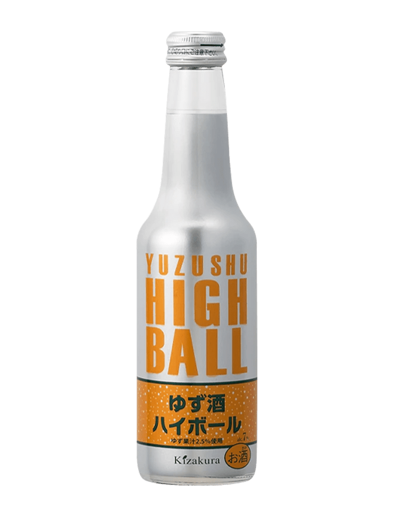 Kizakura Yuzu Shu High Ball 300ml - Ralph's Wines & Spirits
